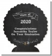Chalkboard Celebration - Personalized Graduation Party Centerpiece Stand thumbnail