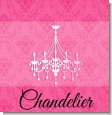 Chandelier Bridal Shower Theme thumbnail