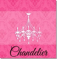 Chandelier Bridal Shower Theme