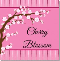 Cherry Blossom Bridal Theme