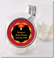 Chinese New Year Lantern - Personalized Baby Shower Candy Jar