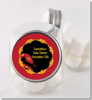 Chinese New Year Snake - Personalized Baby Shower Candy Jar