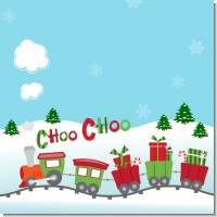 Choo Choo Train Christmas Wonderland