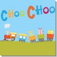 Choo Choo Train Baby Shower Theme thumbnail