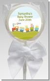 Choo Choo Train - Personalized Baby Shower Lollipop Favors