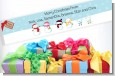 Christmas Baby Shower Banners thumbnail