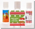 Christmas Baby African American - Personalized Christmas Hand Sanitizers Favors thumbnail