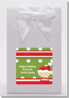Christmas Baby Caucasian - Baby Shower Goodie Bags