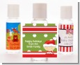 Christmas Baby Caucasian - Personalized Christmas Hand Sanitizers Favors thumbnail