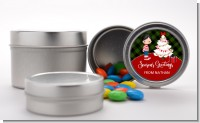 Christmas Boy - Custom Christmas Favor Tins