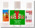 Christmas Gift Boxes - Personalized Christmas Hand Sanitizers Favors thumbnail