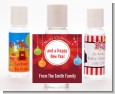 Christmas Ornaments - Personalized Christmas Hand Sanitizers Favors thumbnail