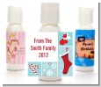 Christmas Spectacular - Personalized Christmas Lotion Favors thumbnail