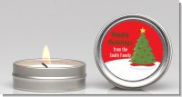 Christmas Tree - Christmas Candle Favors