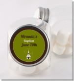 Church - Personalized Baptism / Christening Candy Jar