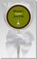 Church - Personalized Baptism / Christening Lollipop Favors