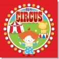Circus Birthday Party Theme thumbnail