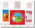 Circus Clown - Personalized Birthday Party Hand Sanitizers Favors thumbnail