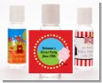 Circus Cotton Candy - Personalized Birthday Party Hand Sanitizers Favors thumbnail