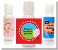 Circus Cotton Candy - Personalized Birthday Party Lotion Favors thumbnail