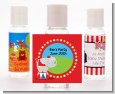 Circus Elephant - Personalized Birthday Party Hand Sanitizers Favors thumbnail