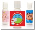 Circus Elephant - Personalized Birthday Party Lotion Favors thumbnail