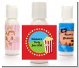 Circus Popcorn - Personalized Birthday Party Lotion Favors thumbnail
