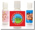 Circus Seal - Personalized Birthday Party Lotion Favors thumbnail