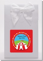 Circus Tent - Birthday Party Goodie Bags