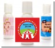 Circus Tent - Personalized Birthday Party Lotion Favors thumbnail