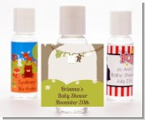 Clothesline It's A Baby - Personalized Baby Shower Hand Sanitizers Favors