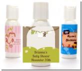 Clothesline It's A Baby - Personalized Baby Shower Lotion Favors