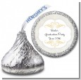 Con-Grad-ulations - Hershey Kiss Graduation Party Sticker Labels thumbnail