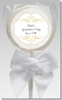 Con-Grad-ulations - Personalized Graduation Party Lollipop Favors