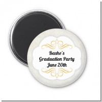 Con-Grad-ulations - Personalized Graduation Party Magnet Favors