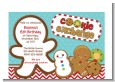 Cookie Exchange - Christmas Petite Invitations thumbnail