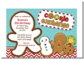 Cookie Exchange - Christmas Petite Invitations