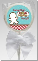 Cookie Exchange - Personalized Christmas Lollipop Favors