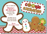 Cookie Exchange - Christmas Invitations