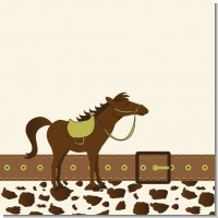 Horse Birthday Party Theme