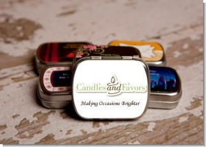 Corporate - Personalized Mint Tins