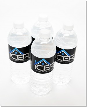 Corporate - Personalized Water Bottle Labels