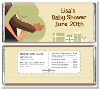 Couple Expecting - Personalized Baby Shower Candy Bar Wrappers