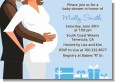 Couple Expecting Boy - Baby Shower Invitations thumbnail