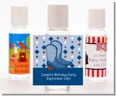Cowboy Western - Personalized Birthday Party Hand Sanitizers Favors