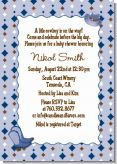 Cowboy Western - Baby Shower Invitations