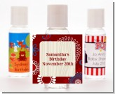 Cowgirl Rider - Personalized Birthday Party Hand Sanitizers Favors
