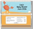 Crab | Cancer Horoscope - Personalized Baby Shower Candy Bar Wrappers thumbnail