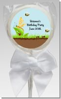 Critters Bugs & Insects - Personalized Baby Shower Lollipop Favors