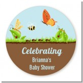Critters Bugs & Insects - Personalized Baby Shower Table Confetti